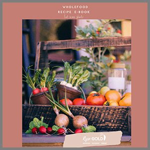 10 page wholefood recipe book