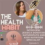 Kids nutrition - Interview with Jessica Donovan from Natural Superkids