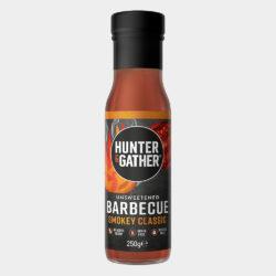 Unsweetened Smokey Barbecue Sauce